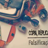 Diferença entre cópia, réplica e falsificação
